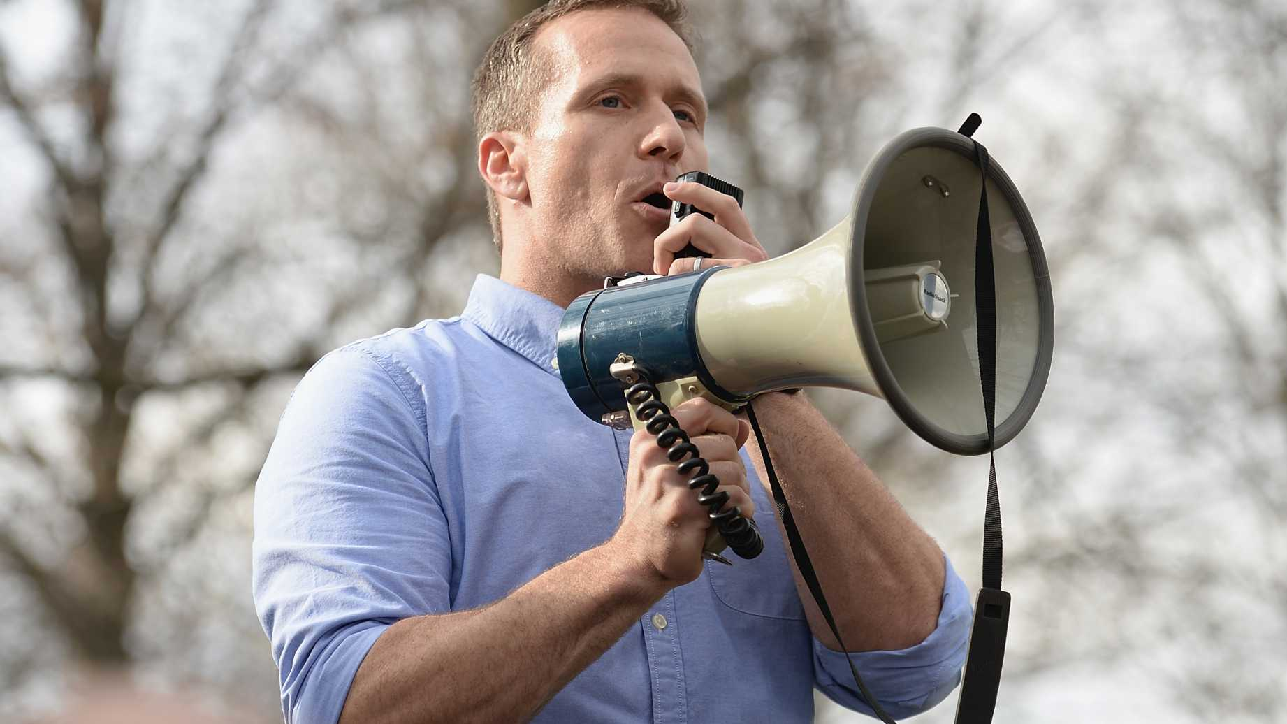 Missouri Governor Indicted for Nonconsensual Photo of Woman