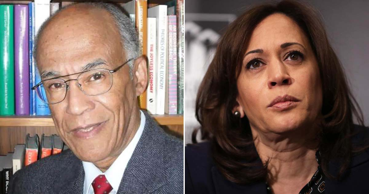 Kamala Harris' Father Turns on Her: 'We Wish To Categorically Dissociate Ourselves from This ...