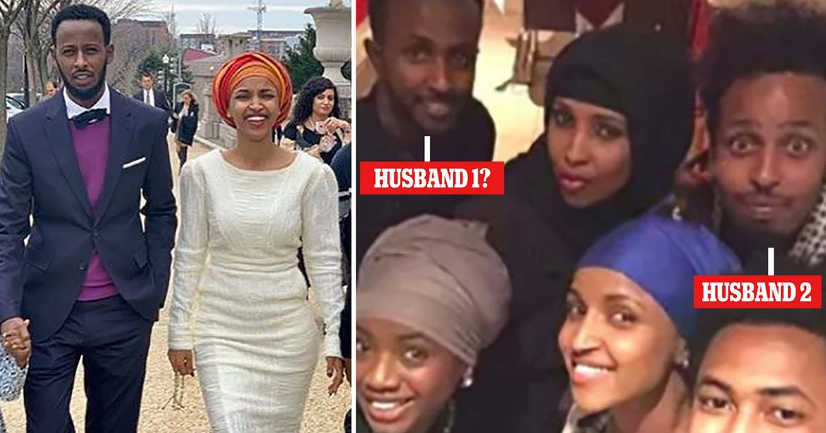 ilhan omar deletes 2013 tweet that revealed her father u2019s name  u2014 the same as her husband u2019s