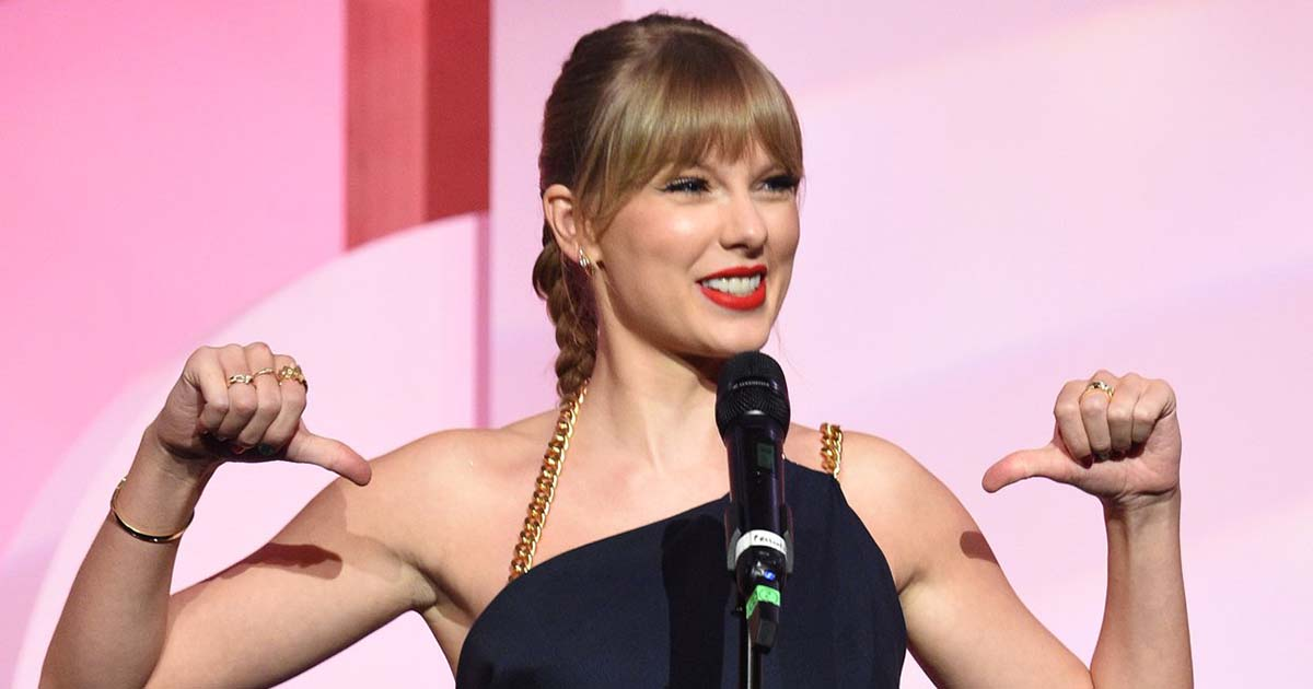 'F*** That, I Don't Care': Taylor Swift Gets Political In New Doc, 'Dunks' On Trump