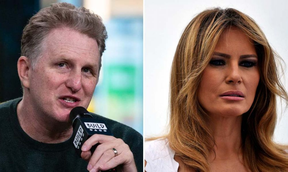 Disgusting Launches  Attack Michael Mother's Day Rapaport